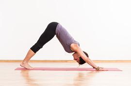 karin Hund yoga homepractice