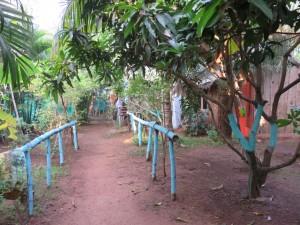 Buddhas Garden Goa