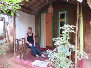 Hütte Buddhas Garden